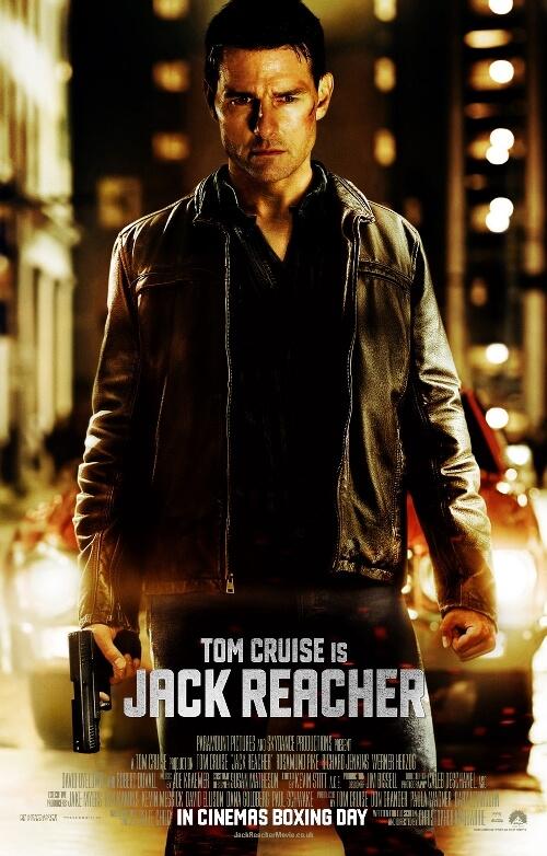 دانلود فیلم جدید Jack Reacher Never Go Back 2016 با لینک مستقیم