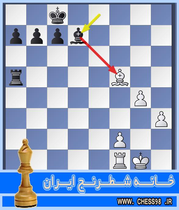 آموزش کیش دادن و رفع کیش در شطرنج | خانه شطرنج