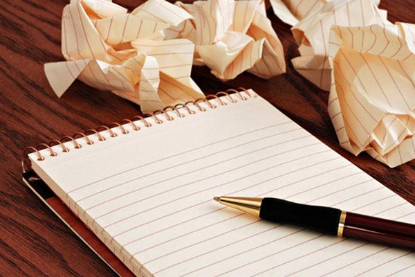 قلم و آنچه می  نویسد...