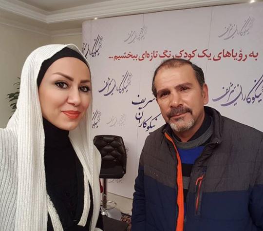 بیوگرافی و عکس های مریم وطن پور مجری زیبای ایرانی IRANPIXING.R98.IR