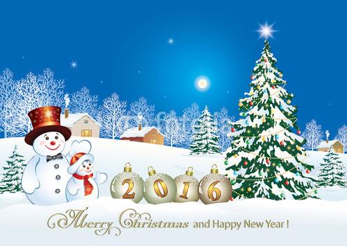 سال نو میلادی (2017) مبارک