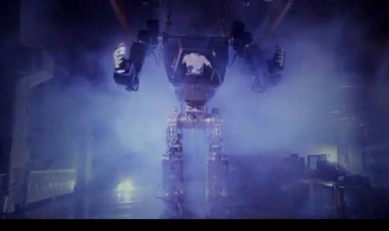 محققان در کره جنوبی رباتی ساخته اند که به یک ایده در فیلم آواتار و برخی فیلم های تصویر متحرک شبیه اس�