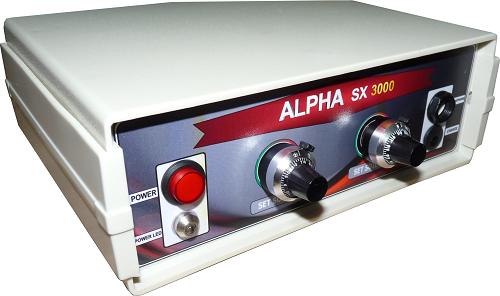 فلزیاب ALPHA SX 3000