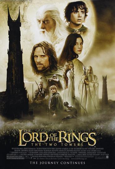 دانلود دوبله فارسی فیلم The Lord of the Rings 2002