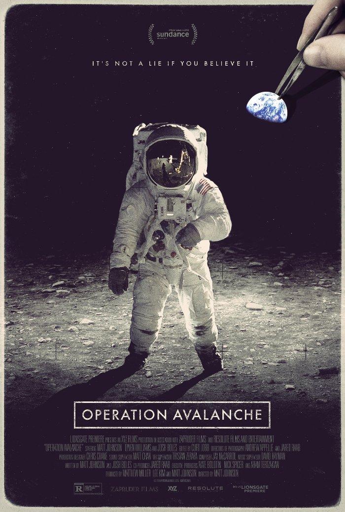 دانلود رایگان فیلم Operation Avalanche 2016