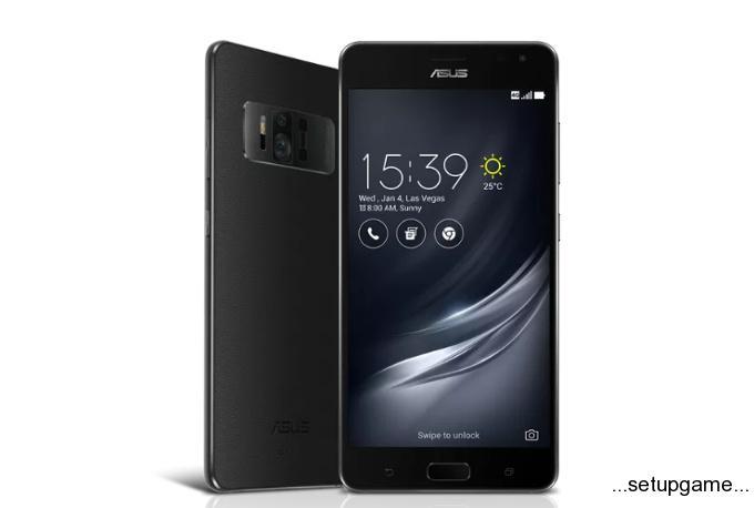اسوس ZenFone AR رسماً معرفی شد؛ اولین گوشی دنیا با 8GB حافظه RAM و بینظیر در AR و VR