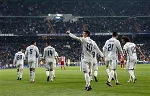 رئال مادرید زیدان، نمونه کامل شکوه و اقتدار