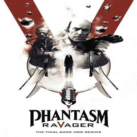 دانلود رایگان فیلم Phantasm Ravager 2016