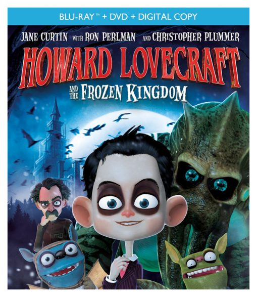 دانلود رایگان انیمیشن Howard And The Frozen Kingdom 2016