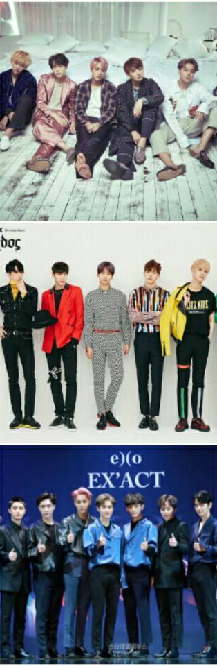 اسامی گروها و هنرمندانی که در 2017 Idol Star Athletics Championships امسال شرکت میکنند ، توسط شبکه MBC اعلام شد ✨