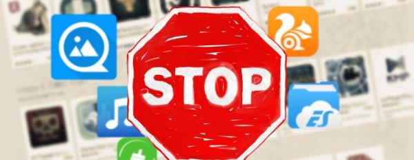 این اپلکیشن ها را روی اندروید گوشی خود نصب نکنید!