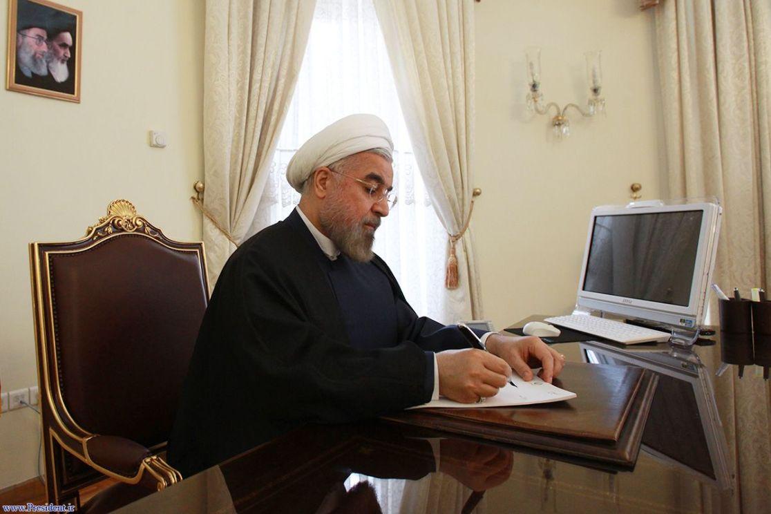 رییس جمهوری در پیامی به مناسبت رحلت حضرت آیت الله هاشمی رفسنجانی:
