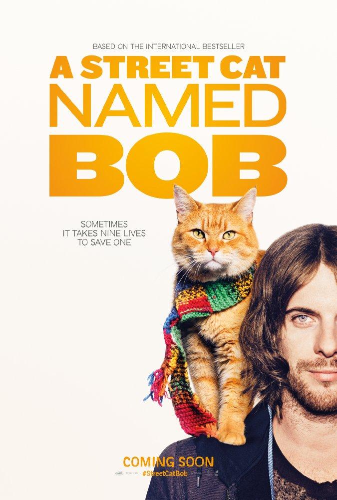 دانلود رایگان فیلم A Street Cat Named Bob 2016