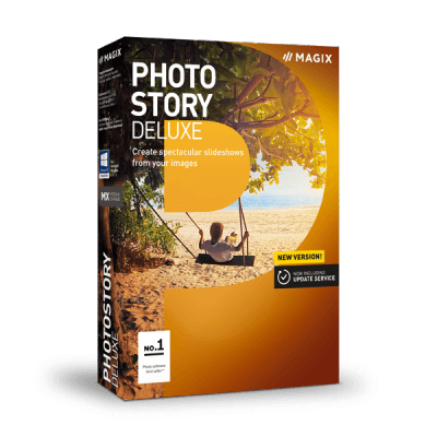نرم افزار ساخت آلبوم تصویری MAGIX Photostory 2017 Deluxe 16.1.1.33