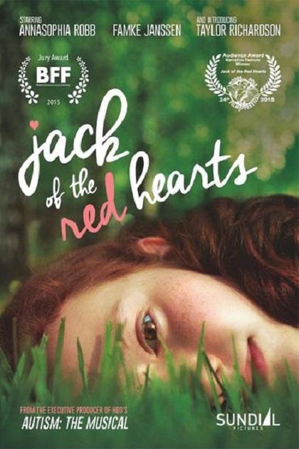 دانلود رایگان فیلم Jack Of The Red Hearts 2015