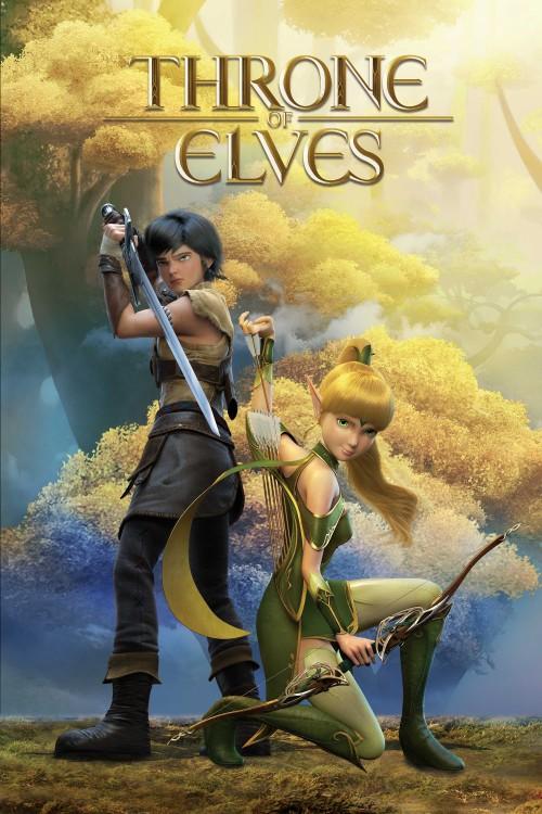 دانلود رایگان انیمیشن Throne of Elves 2016