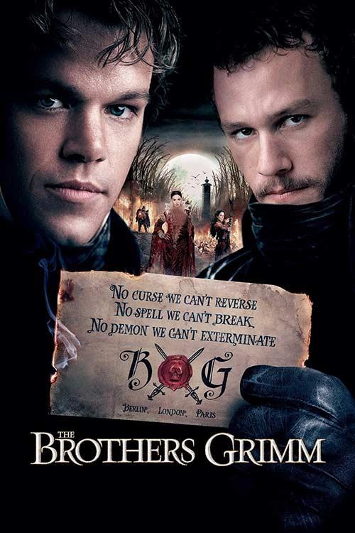 دانلود فیلم The Brothers Grimm 2005 با لینک مستقیم