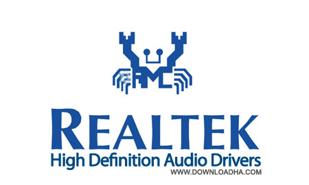 مجموعه درایور کارت صدا Realtek High Definition Audio Drivers 6.0.1.8029 WHQL