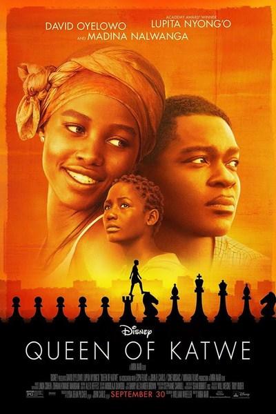 دانلود رایگان فیلم Queen Of Katwe 2016