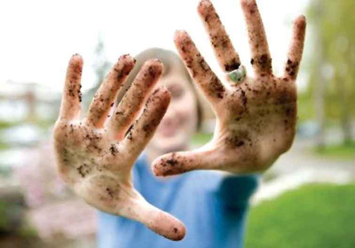 این بخشهای بدن را با دست کثیف لمس نکنید