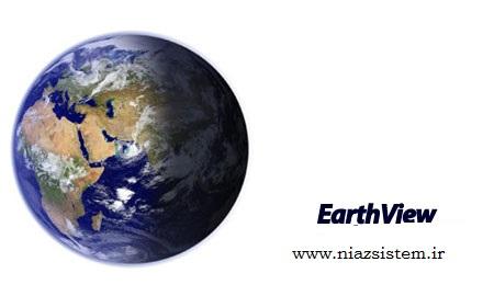 نمایش کره زمین با EarthView 5.5.30 + Maps