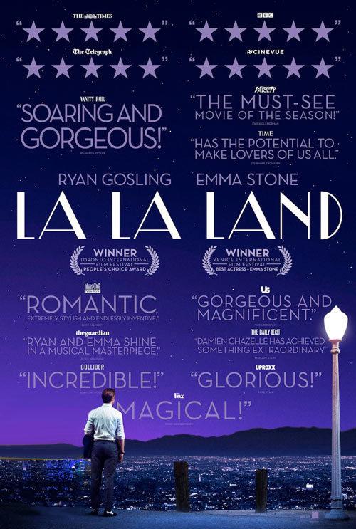 دانلود رایگان فیلم La La Land 2016