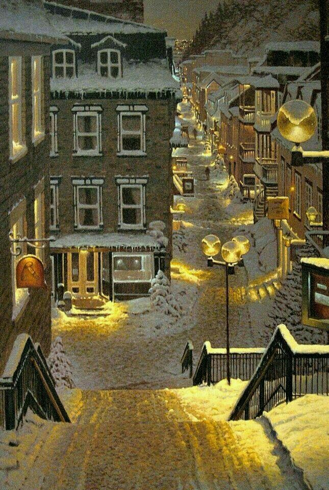 شب بخیر زمستانی