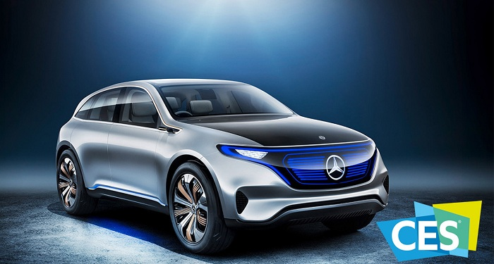 Mercedes-Benz presents the future