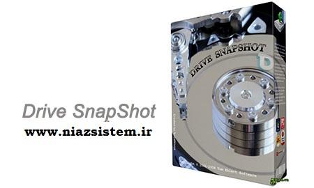 نرم افزار بک آپ Drive SnapShot 1.45.0.17528
