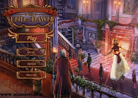 دانلود بازی فکری Queen's Quest 3: The End of Dawn Collector's Edition