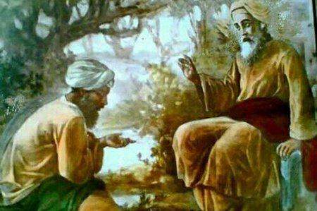 حکایت بهلول و شیخ بغداد