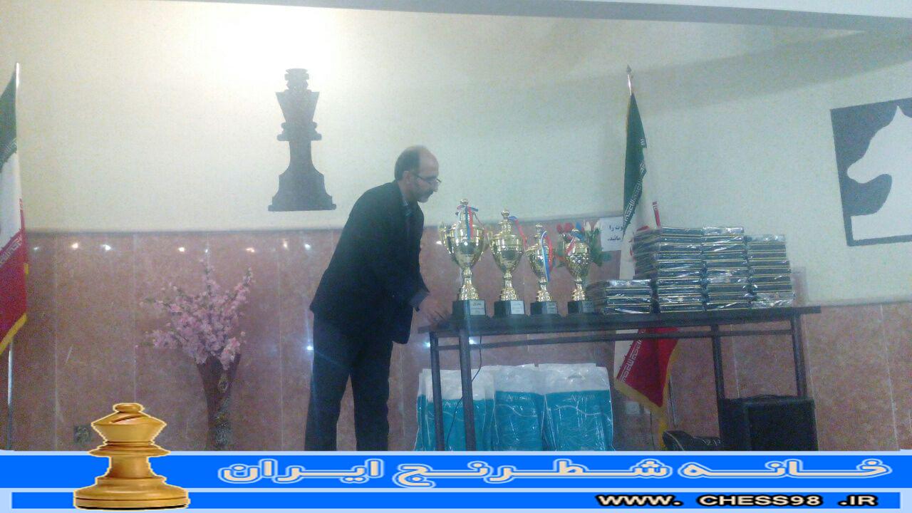 پایان مسابقات لیگ برتر شطرنج آذربایجان