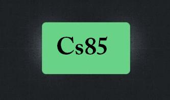 دانلود کانفیگ Cs85
