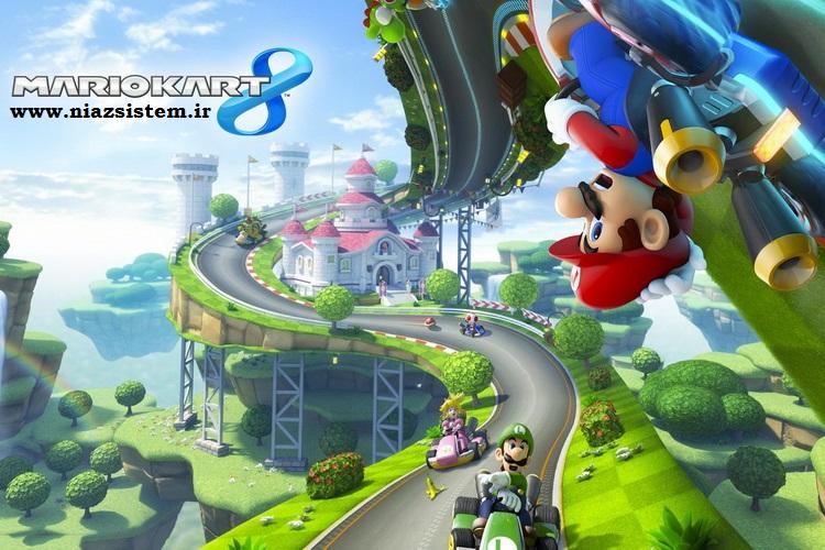 رزولوشن و نرخ فریم بازی Mario Kart 8 در نینتندو سوییچ مشخص شد