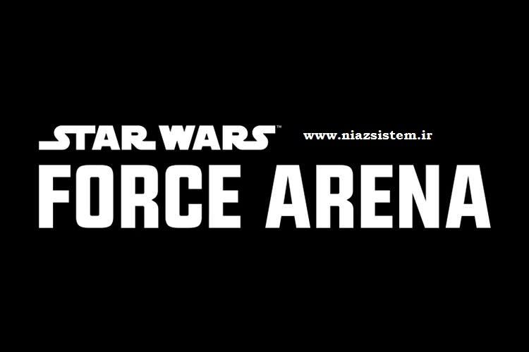 بازی موبایل Star Wars: Force Arena منتشر شد