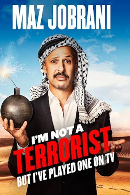 دانلود رایگان فیلم Maz Jobrani: Im Not a Terrorist But Ive Played One on TV 2015