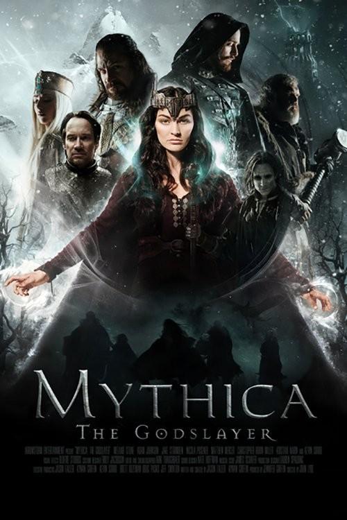 دانلود رایگان فیلم Mythica The Godslayer 2016