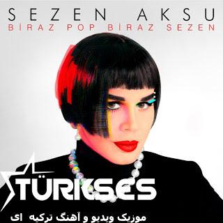 دانلود آهنگ جدید سزن آکسو به نام İsyancı از آلبوم جدید 2017