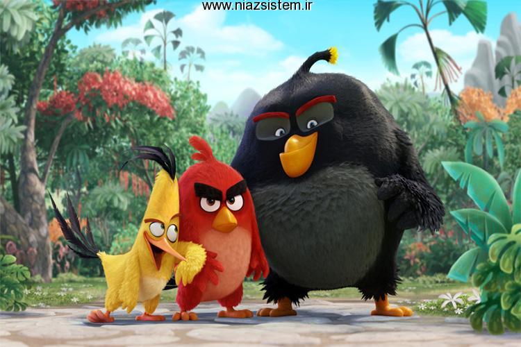 سازنده مجموعه Angry Birds استودیویی جدید در شهر لندن تاسیس کرد