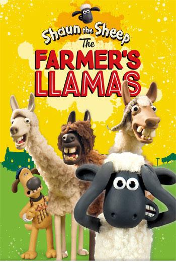 دانلود رایگان انیمیشن Shaun The Sheep The Farmers Llamas 2015
