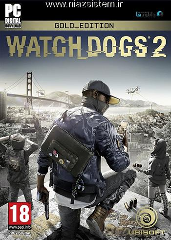 دانلود بازی Watch Dogs 2-CPY برای PC