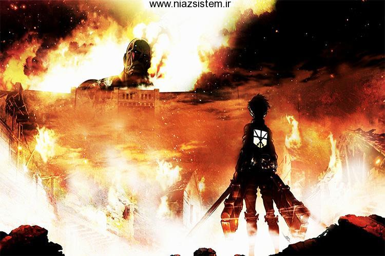 کمپانی برادران وارنر از ساخت فیلم سینمایی Attack on Titan خبر داد