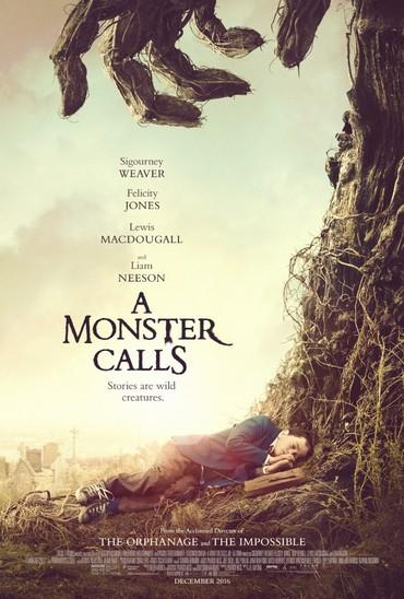 دانلود رایگان فیلم A Monster Calls 2016