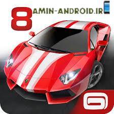 دانلود Asphalt 8:Airborne 3.1.1c-آخرین نسخه بازی اندروید آسفالت 8+تریلر رسمی بازی