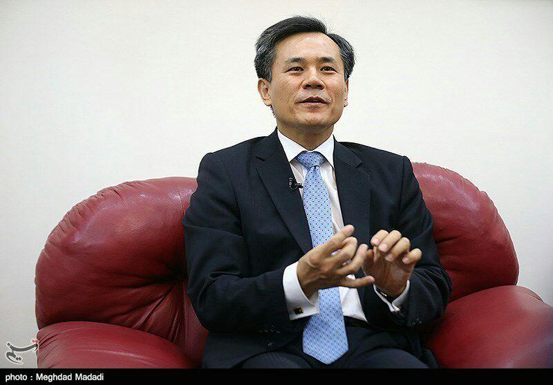 سفیر کره جنوبی در تهران :