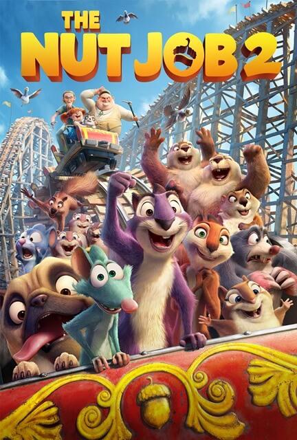 دانلود رایگان انیمیشن The Nut Job 2 2017
