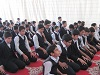 حضور مدیران در صف اول نماز جماعت مدارس تبلیغ عملی است
