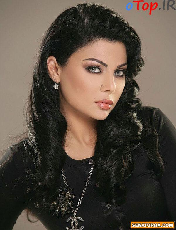 تصاویر هیفا وهبی خواننده لبنانی مصری
