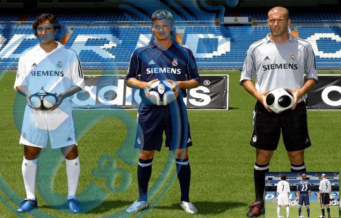 دانلود کیت 2005 رئال مادرید