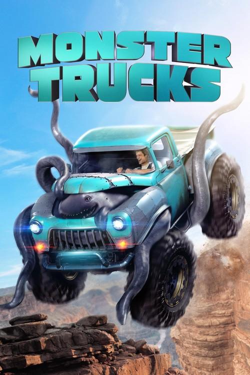 دانلود رایگان فیلم Monster Trucks 2016